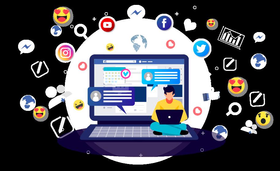 Gestión y Manejo de redes sociales